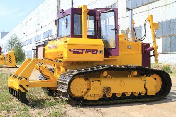 Бульдозер ЧЕТРА Т-11
