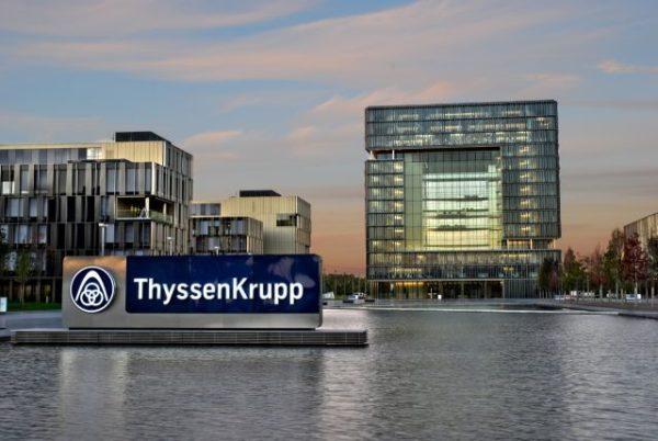 промышленное объединение ThyssenKrupp AG