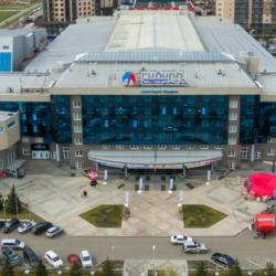 выставочный комплекс в красноярске