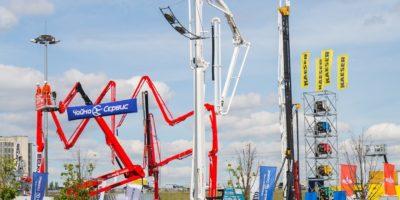 bauma CTT RUSSIA 2021 — выставка строительной техники и технологий в России и СНГ